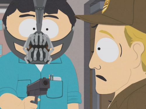 South Park Randy Marsh Bane