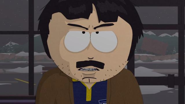 South Park Randy Marsh Blockbuster